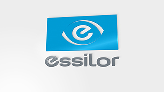 Logo Animé After Effects Essilor
